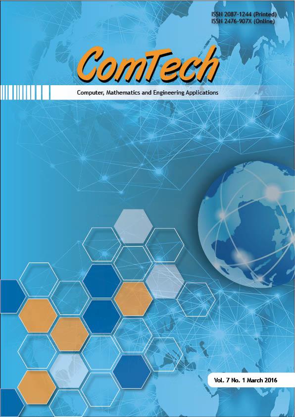 View Vol. 7 No. 1 (2016): ComTech