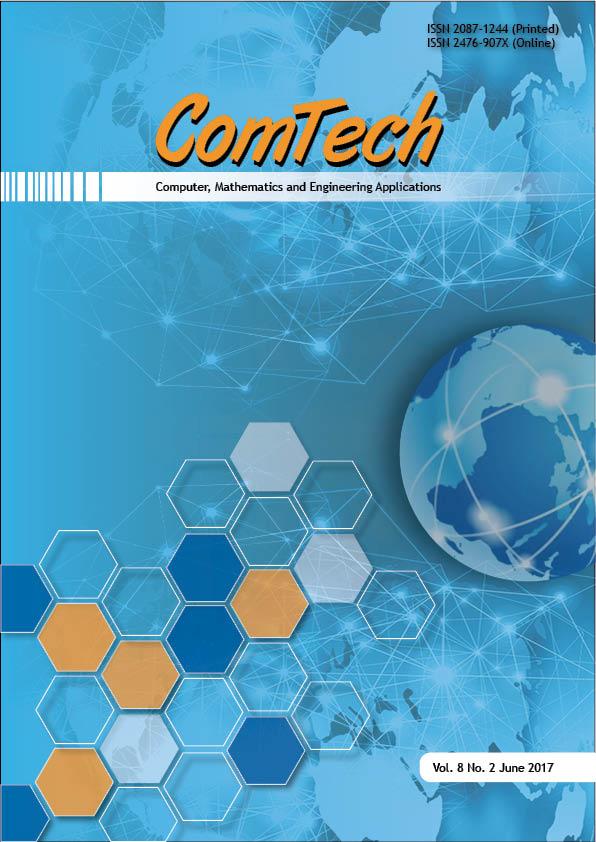 View Vol. 8 No. 2 (2017): ComTech