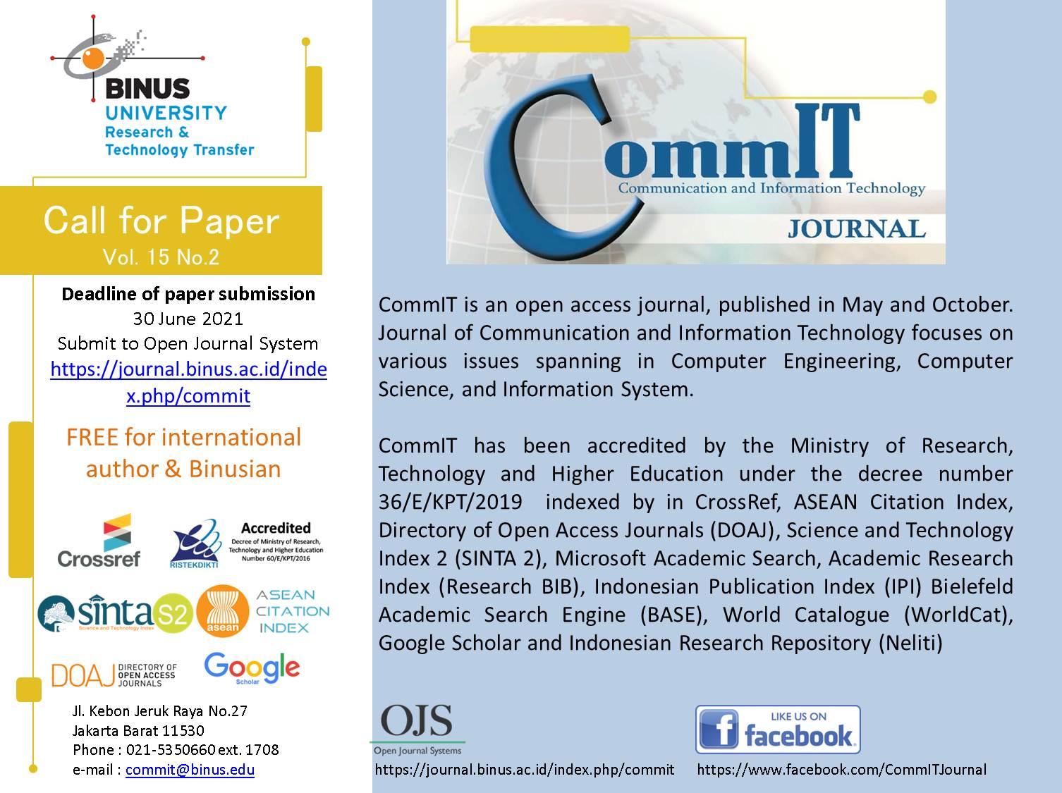 COMMIT 15.2